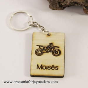 Llavero Motocross