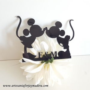 Topper Mickey & Minnie