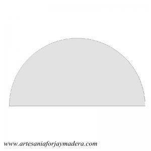 Tirador Semicirculo