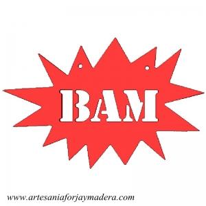 "Cartel Comic ""BAM"""