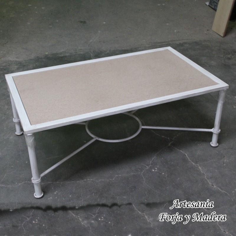Mesa de hierro comedor para brasero - Mesa para brasero ...
