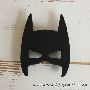 Colgador Mascara Batman