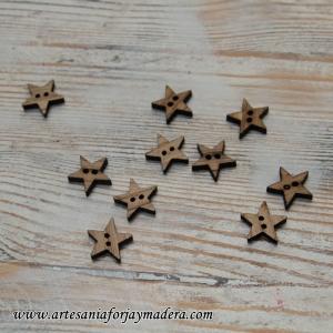 Botones Estrella