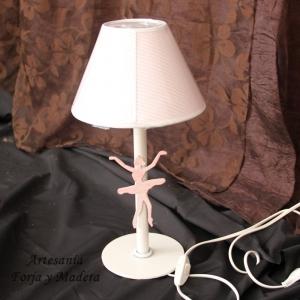 Lámpara Mesa Bailarina