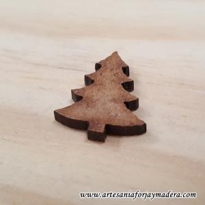 Mini Arbol Navidad madera