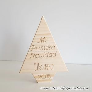 "ARBOL ""MI PRIMERA NAVIDAD)"