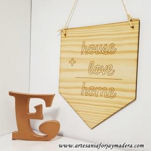 "Cartel ""house+love"""