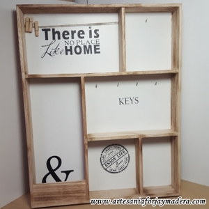 Caja llaves Keys