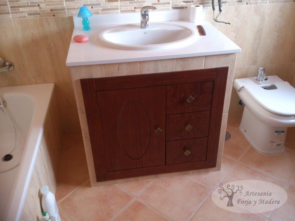 Artesan a forja y madera - Puertas para muebles de bano ...