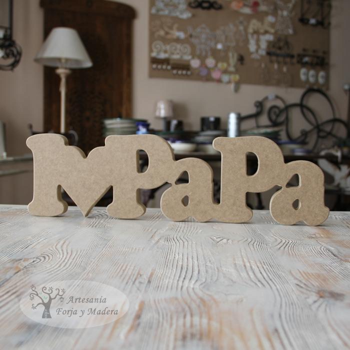 Artesan a forja y madera for Proyectos en mdf