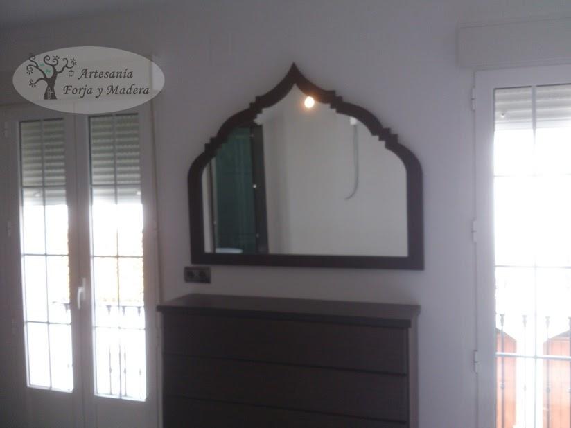 Dormitorio Madera Marroqui