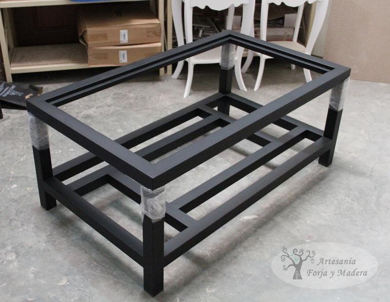 Artesan a forja y madera - Mesas de forja ikea ...