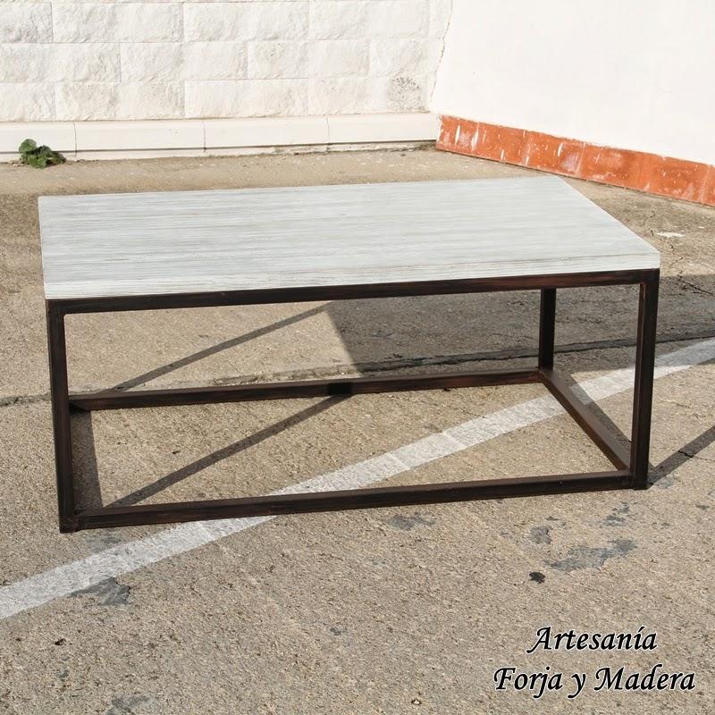 Artesan a forja y madera for Patas de forja para mesas