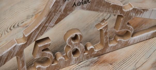 percha de madera para bodas (3)