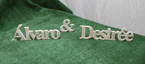 nombres para bodas