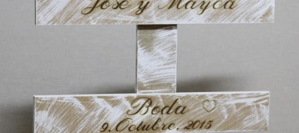 cartel indicativo para bodas (2)