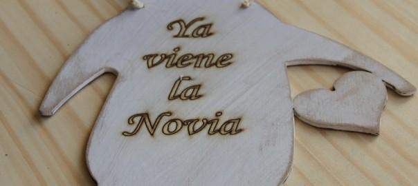 cartel ya viene la novia (3)