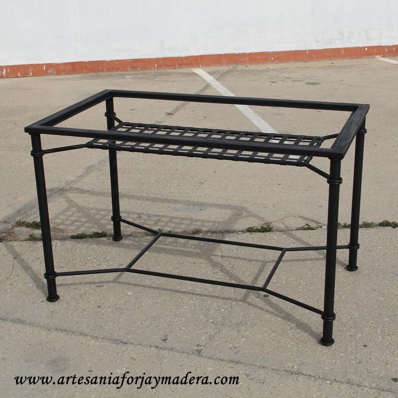 mesa de hierro revistero (3)