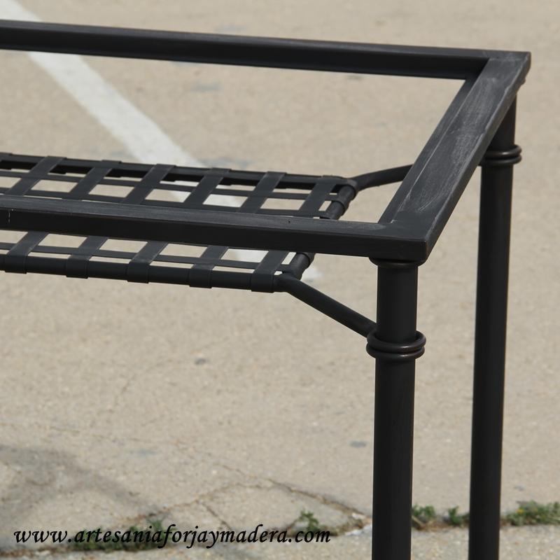 mesa de hierro revistero (4)