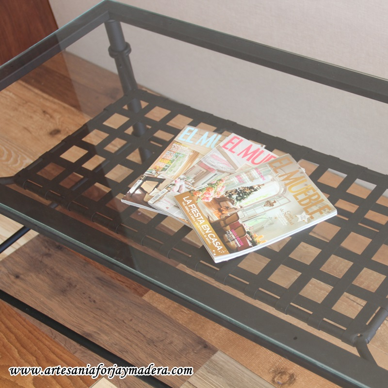 mesa elevable de forja revistero (8)
