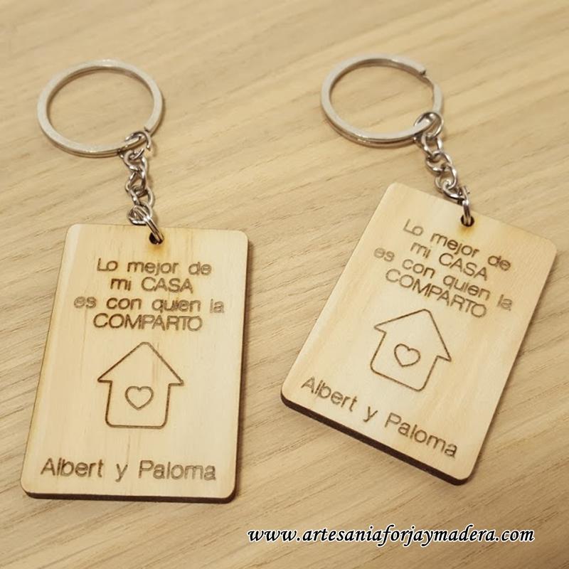 llavero compartir casa 3
