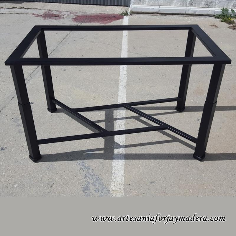 mesa de forja de dos alturas (1)