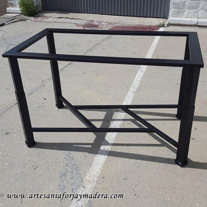 mesa de forja de dos alturas (2)