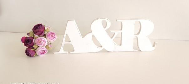 letras de madera 2