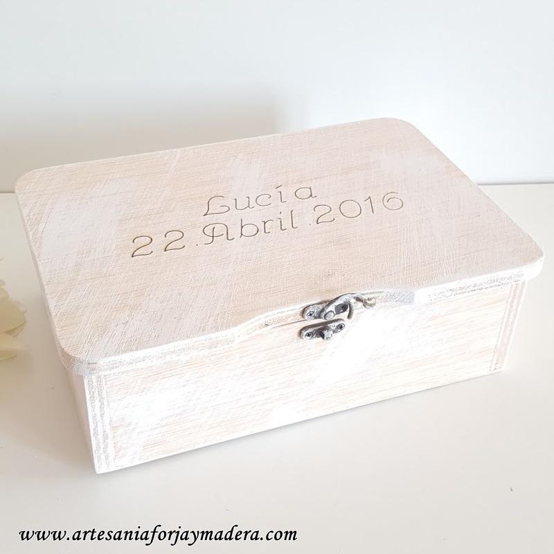 caja de firmas comunion