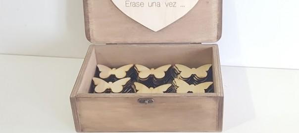 caja de firmas para boda 2