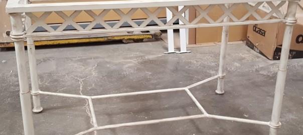 mesa de hierro dos alturas 3