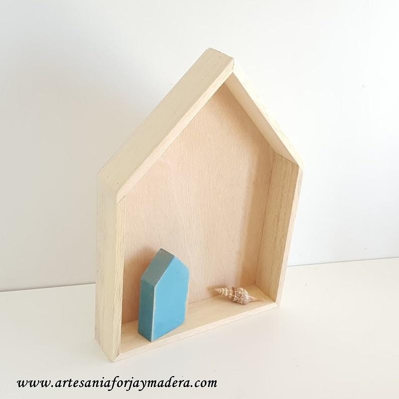 casitas de madera estante 3