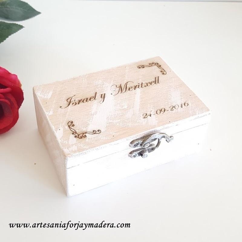 Artesan a forja y madera - Cajas de madera online ...