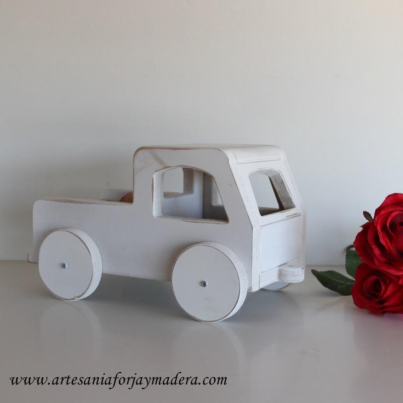 camion para llevar las alianzas boda (1)