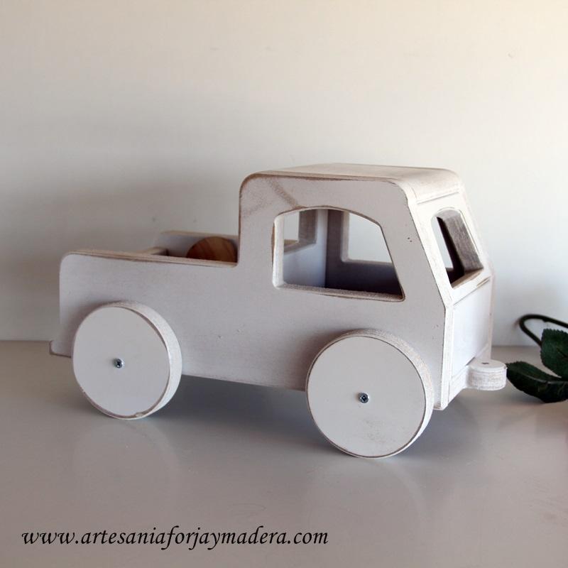 camion para llevar las alianzas boda (2)