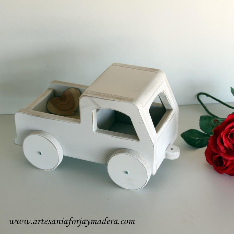 camion para llevar las alianzas boda (3)