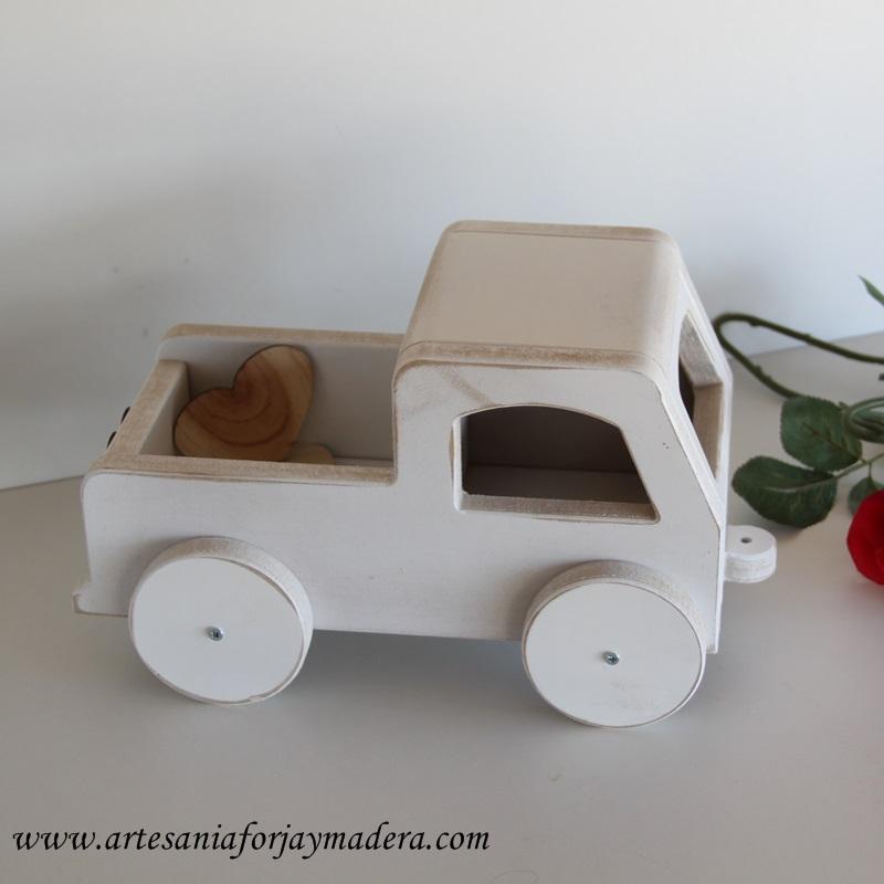 camion para llevar las alianzas boda (4)