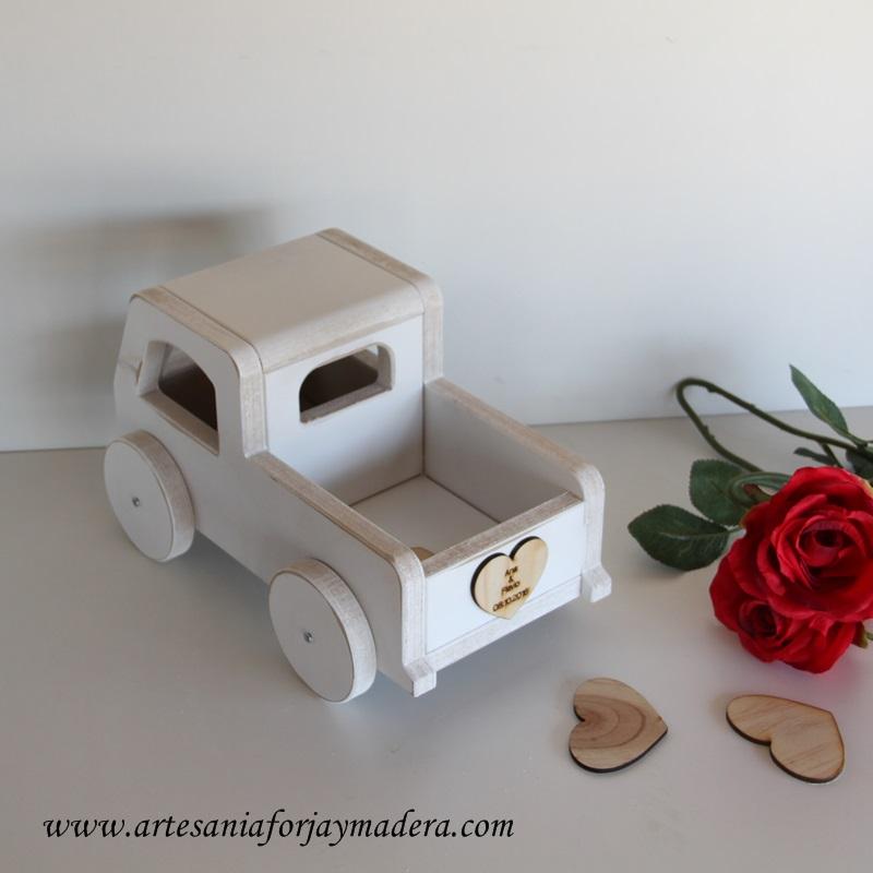 camion para llevar las alianzas boda (7)