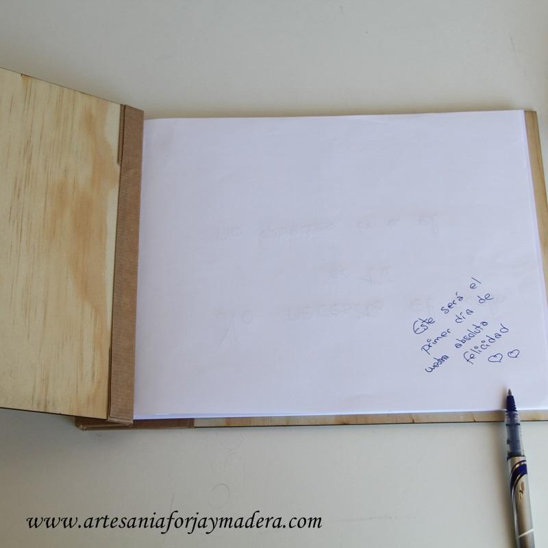 libro de firmas madera original (4)