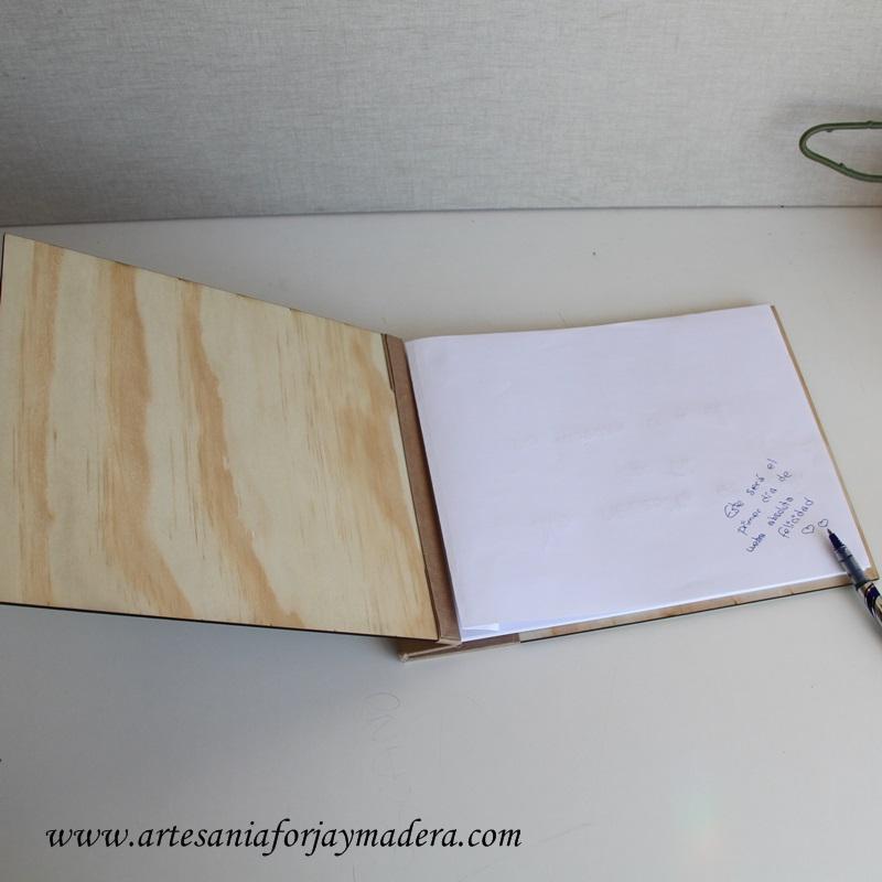libro de firmas madera original (5)