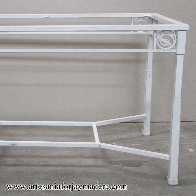 mesa camilla de hierro viriato (4)