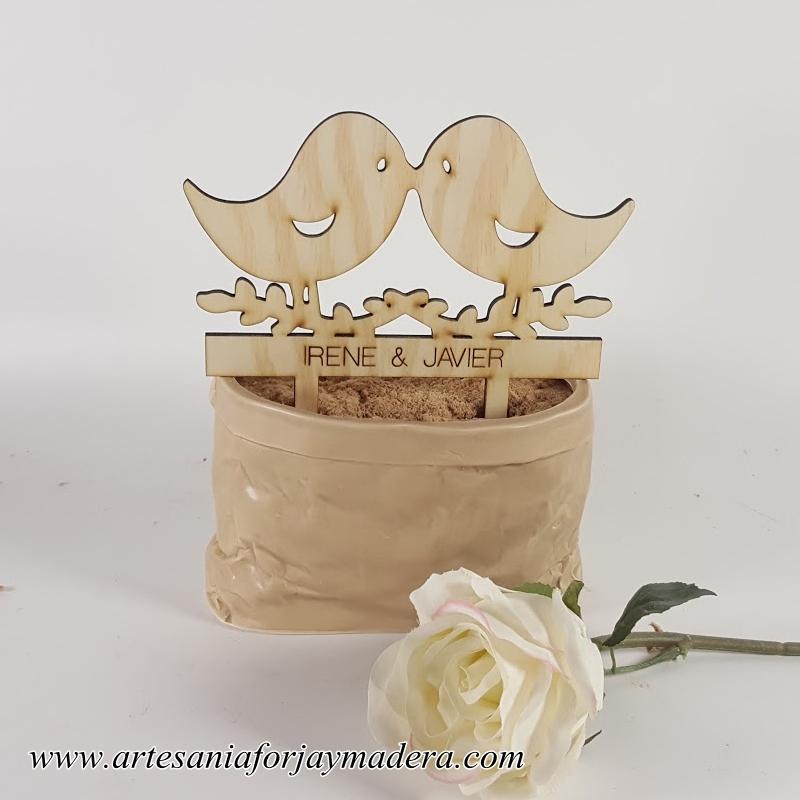 cake topper pajaros (1)