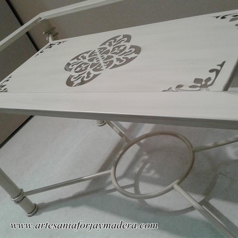 mesa camilla de forja (4)