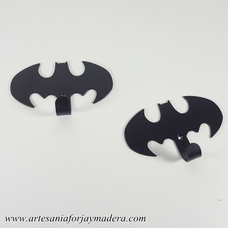 percha colgador batman (1)