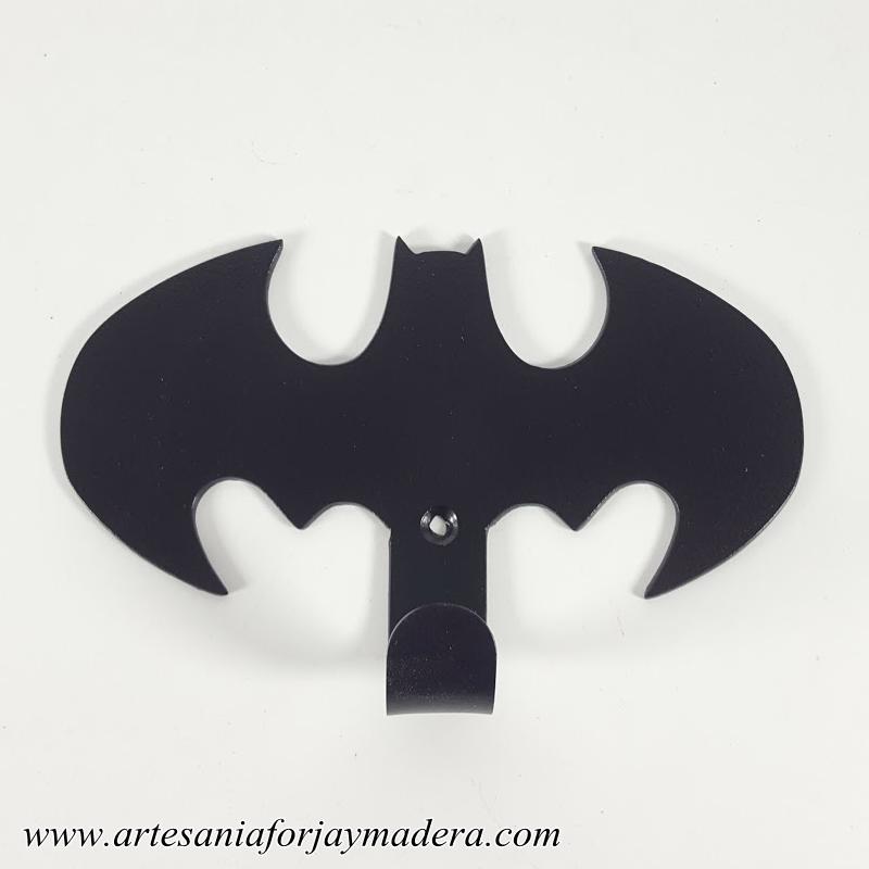percha colgador batman (2)