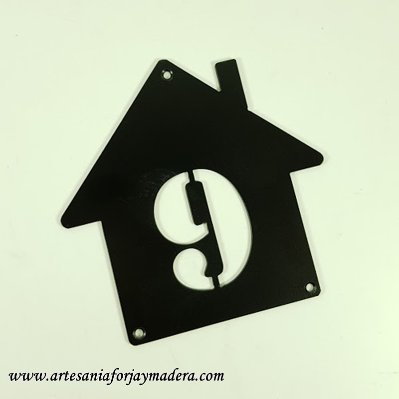 numero para casa 1