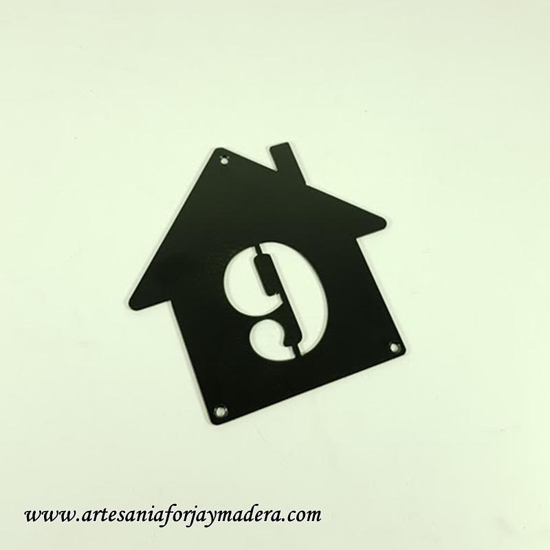 numero para casa 2