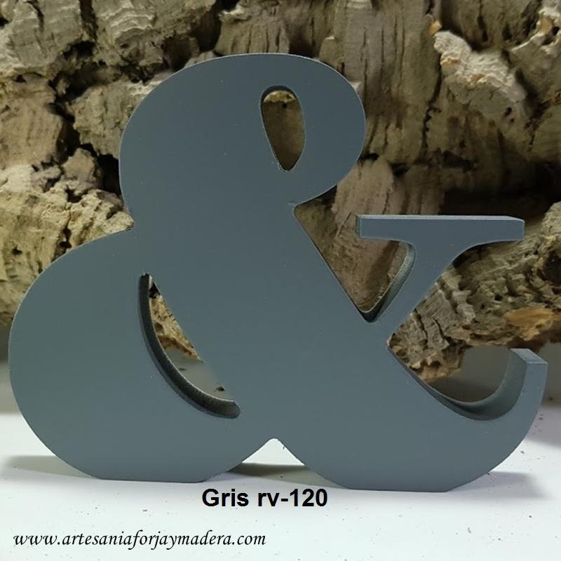 gris lobo rv-120