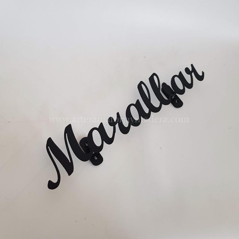 letrero hierro maralbar (1)