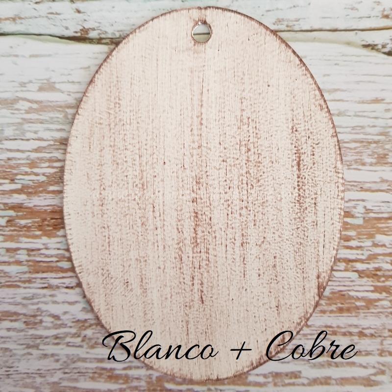 Blanco + Cobre